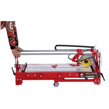 Portable Manual 800w Marble Tile Cutting Machine