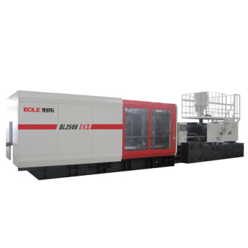 2500 ton Bole plastic mold machine