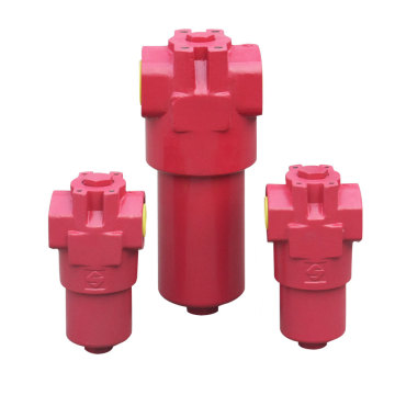 Oil Pressure  Inline Filter Single Housing 110