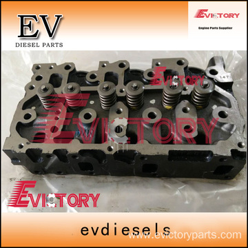 3T70 cylinder head block crankshaft connecting rod