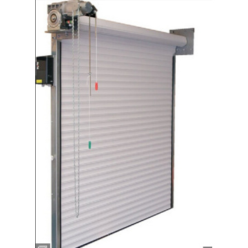I-High Performance Aluminium Alloy Shutter Door
