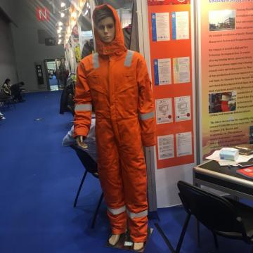 Winter Padded Flame Resistant Coverall