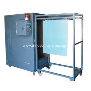 PS Plate whirl machine(High Temperature Oven)