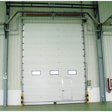 Remote Control Industrial Overhead Sectional Door