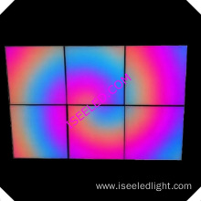 DMX512 Programmable LED Panel Wall Light on Stage