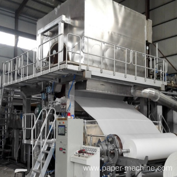 Toilet Paper Making Machine Price
