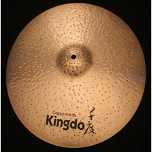 100% Original Factory for Durable Cymbals 14'' Crash Cymbals For Jazz Drums export to Estonia Factories