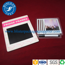 2017 Most Popular Sliding Card Plastic Blister For Hot Sell