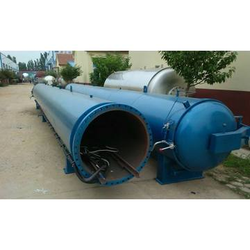 Industrial Autoclave For Rubber Vulcanization
