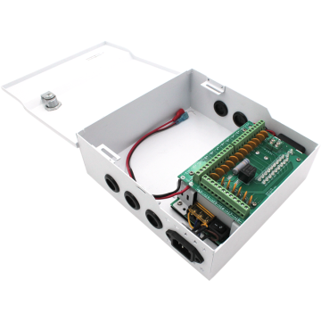 12 v 5a 4 channels   csa approved dc power supply
