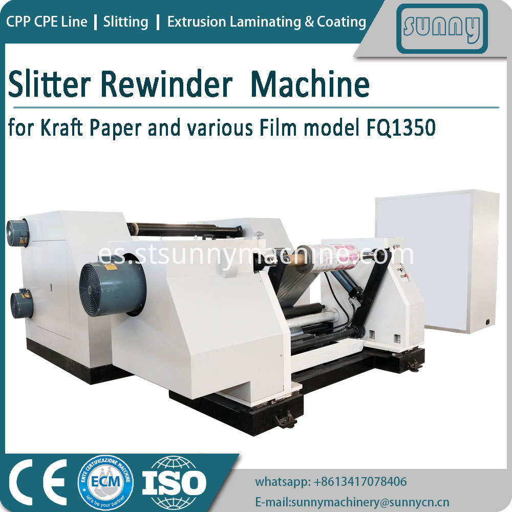 Slitter Rewinder Machine 2
