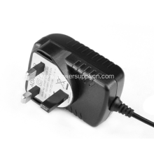 100-240v 9V 1A wall mount power adapter