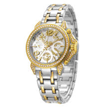 Special for Offer Women'S Watches, Stainless Women'S Watches, Classic Luxury Watches from China Supplier Mechanical Waterproof Stainless Steel Round Female Table export to Netherlands Suppliers