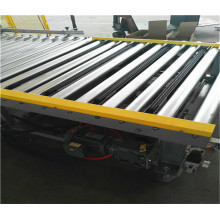 Customized for China Roller Conveyor,Flexible Roller Conveyor,Industrial Roller Belt Conveyor Manufacturer and Supplier CE Standard Moving Conveyor Roller Machine export to Belgium Supplier