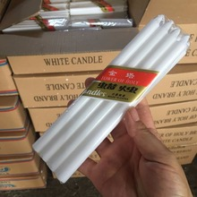zhongya candles Angel white candle 35gram 20cm length