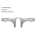 Steel Body Autoparts HYUNDAI 2003 ELANTRA FENDER