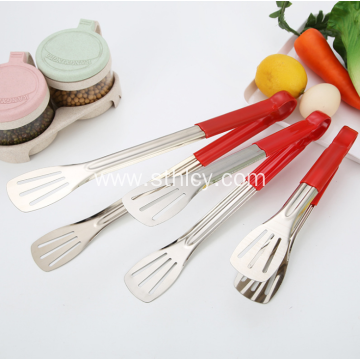 Premium Stainless Steel Kitchen Tongs