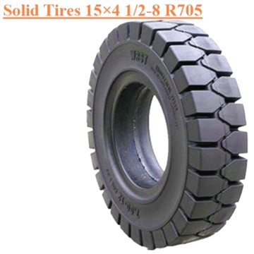 Industrial Field Vehicles Solid Tire 15×4 1/2-8 R705