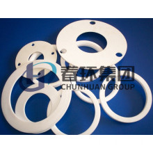 Discount Price Pet Film for White PTFE Gasket Color ptfe/Teflon Sealing Gasket heat resistance supply to Jordan Factory