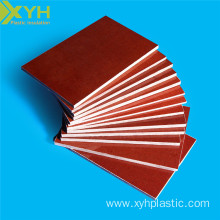 Brown Paper Phenolic Laminated