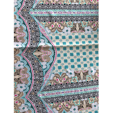 Fast Delivery for Rayon Poplin,Rayon Poplin Fabric,Rayon Brushed Poplin Manufacturers and Suppliers in China Lace Design Rayon Poplin shuttle 45S Printing Fabric export to Syrian Arab Republic Wholesale