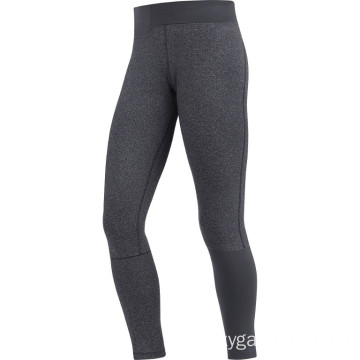 Lady fitness running long pantalon noir