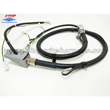 customized cable assembly for mechanical machine
