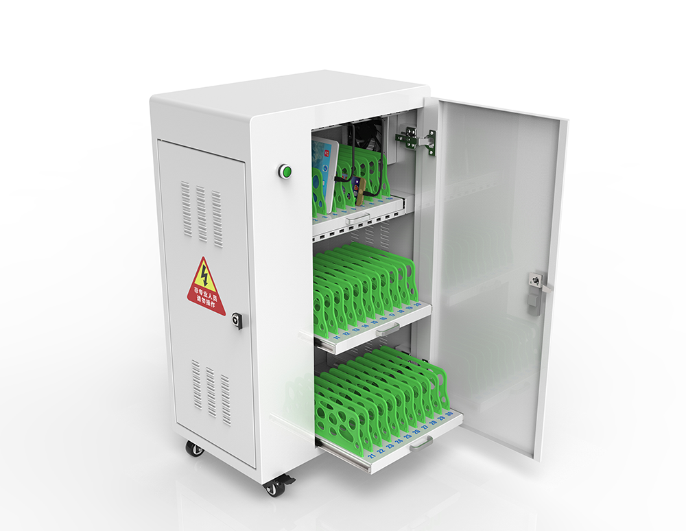 30 Tablets PC Charging Carts