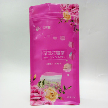 Flat Bottom Pouches Dry Fruits Packing Bag