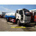 FAW 8000 Litres Water Tank Lorries