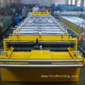 Easy operation building material roof tile edge roll forming machine
