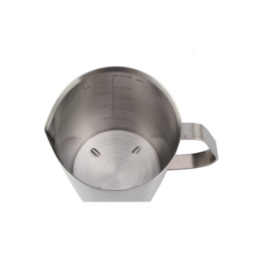 Stainless Steel Measuring Cup with Marking