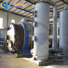 Leading for Waste Tyre Pyrolysis Plant 2018 plastic pyrolysis plant supply to Aruba Importers