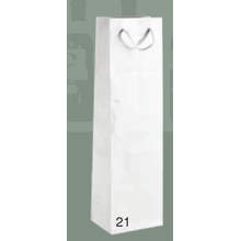 Wine Bag White kraft paper