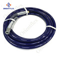 blue max airless spraying machine hose 400bar