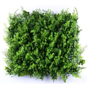 Anti uv artificial plastic Vertical Grass Wall