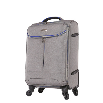 Baigou factory set 3 fashion EVA travel luggage