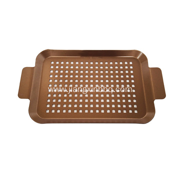 BBQ Accessories Cookware Grill Pan