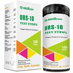 Clinical Urine Reagent Test Strips -10