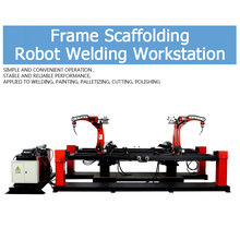 Frame Scaffolding Robotic Welding Workstation