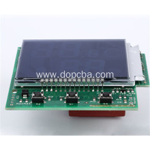 Best quality and factory for LED PCB Assembly,LED PCB Board Design,SMD LED PCB Assembly Manufacturer in China 94V0 Universal Remote Control PCBA Circuits Board supply to India Factories