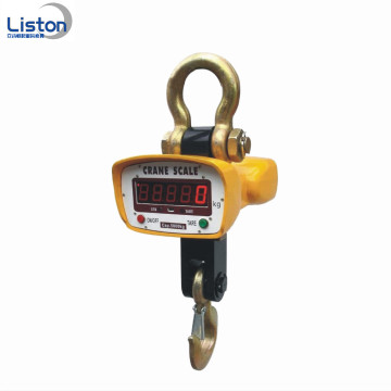 Digital ocs model crane weighing scale 5 ton