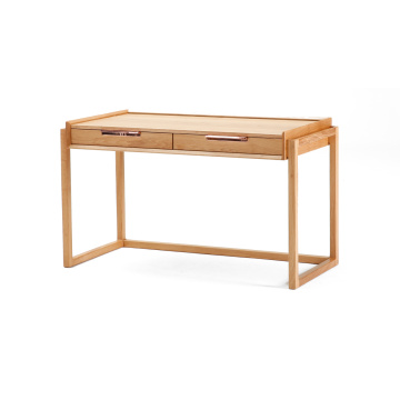 Square Hotel Furniture Wooden Writing Desk