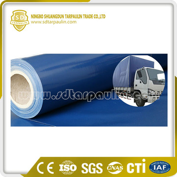 High Strength PVC Coating Fabric Truck Cover Tarp