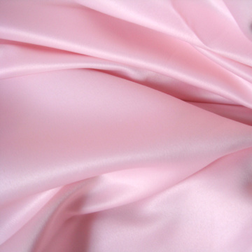 Satin fabric material polyester