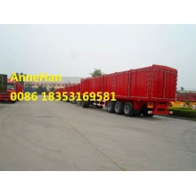 Good Quality for Cargo Semi Trailer 40feet container Semi Trailer Truck export to Guadeloupe Factories