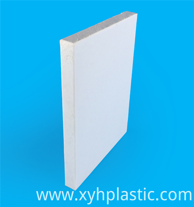 4 and 8 PVC Foam Sheet