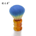 Retro Pear Wood Zinc alloy shaving brush