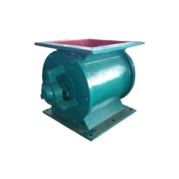 factory price cast iron  rotary valve