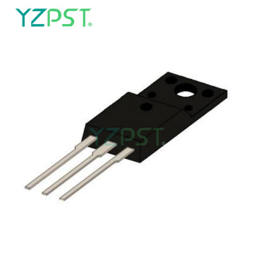 8A 800V High current capability triac